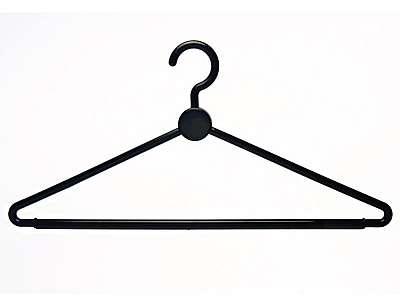 Cabide para cintos e gravatas