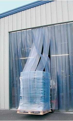Bobinas de PVC transparente