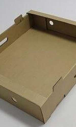 Caixa de papelão atacado sp