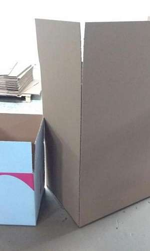 Caixas de Papelão Personalizadas com Logomarca