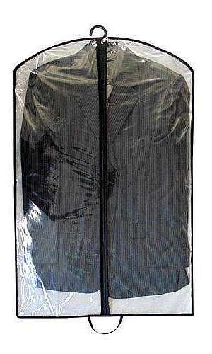 Capa de roupa para cabide