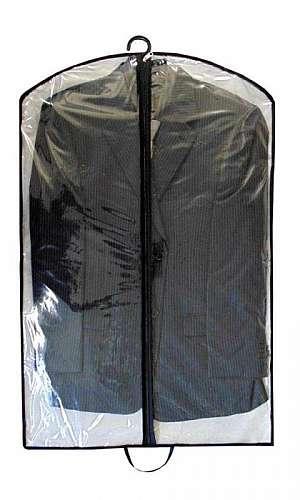 Capa para roupa no cabide