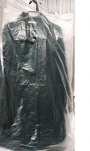 Saco para roupa cabide lavanderia